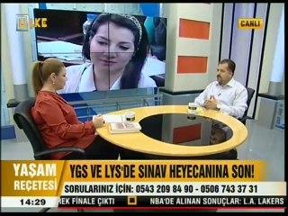 1.Bölüm Ülke Tv - Mustafa Kılınç Yaşam Reçetesi Programında