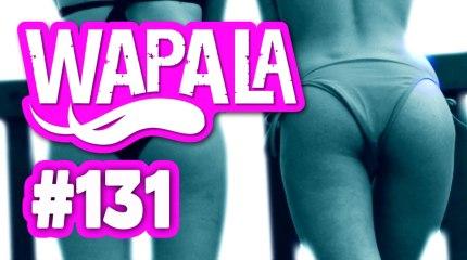 WAPALA TV Mag - SUP magique en méditerranée, St Valentin non censurée, kitesurf strapsless au Brésil - Ep#131