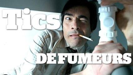 TICS DE FUMEURS