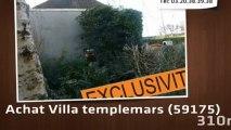 Vente - maison/villa - templemars (59175)  - 310m²