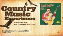 Webb Pierce - Holiday for Love - Original Mix - Country Music Experience