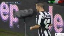 Juventus 3 - 0 Siena 24-02-2013 (Highlights) (HD)