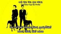 TVXQ - Catch Me [finsub + hangul + romanization]