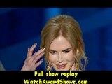 85th Oscars Actress Nicole Kidman presents onstage Oscars 2013