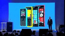 Nokia showcases affordable phones amid global competition