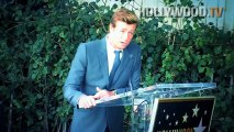 Simon Baker gets a star on The Hollywood Walk Fame - Hollywood.TV