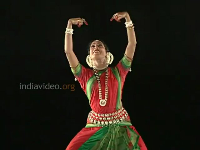 Indian Classical Dance — Odissi style
