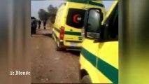 Explosion d'un montgolfière à Louxor, dix-neuf morts