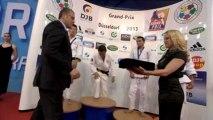Judo - Dominio francese a Dusseldorf