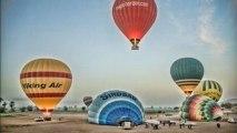 Dix-neuf touristes sont morts dans l'explosion d'une montgolfière à Louxor