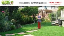 Gazon synthétique et pelouse artificielle