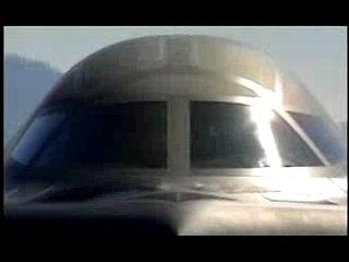 Video du bombardier B2