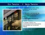 Prevención de Riesgos Laborales Riesgos eléctricos (1ª parte)