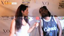 CLAIRA CATCHES UP WITH WALE IN MIAMI