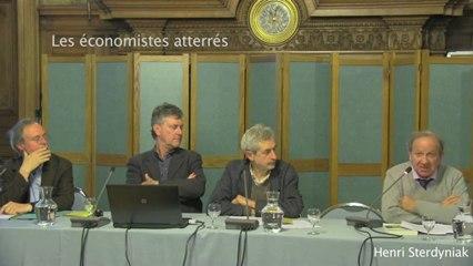 Conférence-débat sur l'état de l'Europe et nos initiatives 2013 - 2/6 1ère partie Dominique Plihon et Henri Sterdyniak
