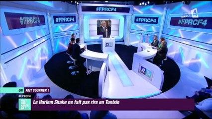 On fait tourner - Le harlem shake ne fait pas rire en tunisie