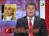 Pronto.com.ar Claudia Villafañe habla en Intrusos