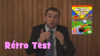 Rétro test ep 01 - Nintendo world cup