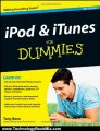Technology Book Review: iPod and iTunes For Dummies (For Dummies (Computer/Tech)) by Tony Bove