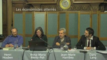Conférence-débat sur l'état de l'Europe et nos initiatives 2013 - 6/6 2ème partie Débat avec la salle