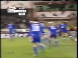 2004 (April 6) Arsenal (England) 1-Chelsea (England) 2 (Champions League)