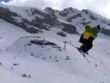 ski freestyle (Candide invitational)