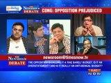 The Newshour Debate: A political debate over Rail Budget 2013 (Part 2 of 3)