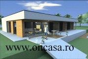 Proiect casa moderna parter.Casa moderna arad,casa bucuresti moderna, proiect casa moderna.
