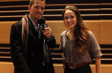 Interview d'Alice David pour Tomb Raider de Tomb Raider