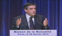 François Fillon - Nous devons tous refaire nos preuves