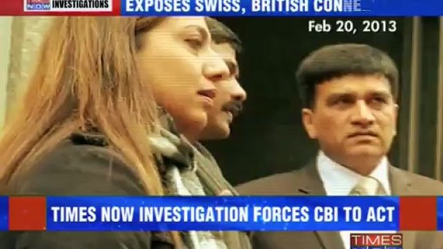 Armsgate: CBI follows TIMES NOW's files trail.