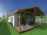 Proiecte case parter Casa A05 Proiect casa moderna parter.Casa moderna arad,casa bucuresti moderna, proiect casa moderna.  video
