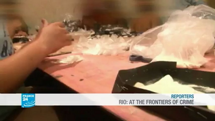 REPORTERS – Rio : At the frontiers of crime