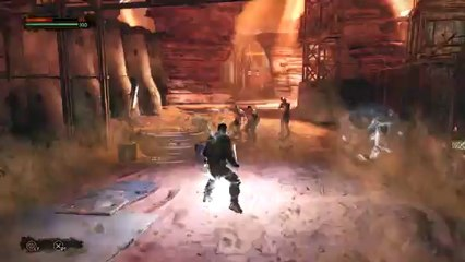 trailer combat de Mars: War Logs