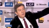 Questions d'info : Jean-Luc Mélenchon, co-président du Parti de Gauche