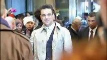 Robbie Williams launches fashion line Farrell in Berlin