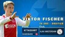 Viktor Fischer, la révélation danoise de l'Ajax Amsterdam !