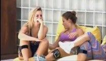AyF - Fernanda falando c as meninas sobre andré ''tá bom demais''
