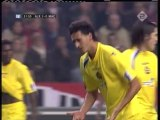 2004 (October 19) Ajax Amsterdam (Holland) 3-Maccabi Tel Aviv (Israel) 0 (Champions League)