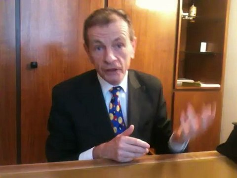 Jean Louis MASSON sénateur,  son coup de gueule sur le cumul des mandats