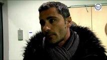 Olivier Saragaglia après GF38 - AJ Auxerre