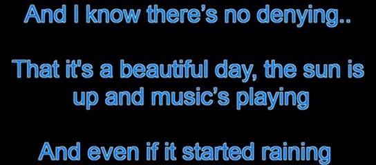 Michael Bublé-It's A Beautiful Day With Sarah Danira Soni