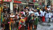 Beauvais : près de 700 enfants des centres de loisirs fêtent le carnaval