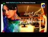 Mil Ke Bhi Hum Na Mile By Geo TV Episode 75 - Part 2