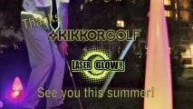 Kickor Golf Presents: Night Golf Extravaganza Powered by Laser Glow Golf