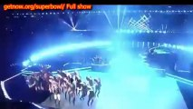 Beyonce - Superbowl Halftime Show 2013 - FULL HD Performance NEW