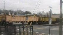 Norfolk Southern mixed freight northwest through Austell Ga. (2)