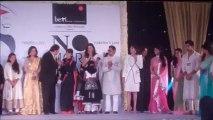 MissMalini, Sushmita Sen, Gulshan Grover, Esha Deol, Rohit Shetty Walk the Ramp at BETI Fundraiser