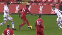 [ FA Youth Cup ] Highlights : U18 Liverpool 3-1 U18 Leeds Utd 28/02/2013