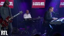 Garou - Quand tu danses & I put a spell on you en live dans le Grand Studio RTL